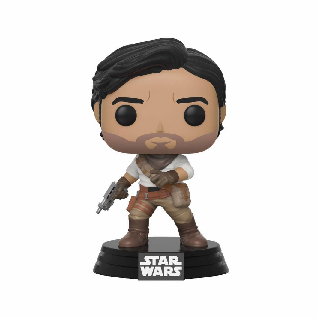Star Wars Episode IX POP! Movies Vinyl Figure Poe Dameron 9 cm