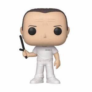 The Silence of the Lambs - POP! Movies Vinyl Figure Hannibal 9 cm