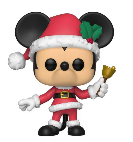 Disney Holiday POP! Disney Vinyl Figure Mickey 9 cm