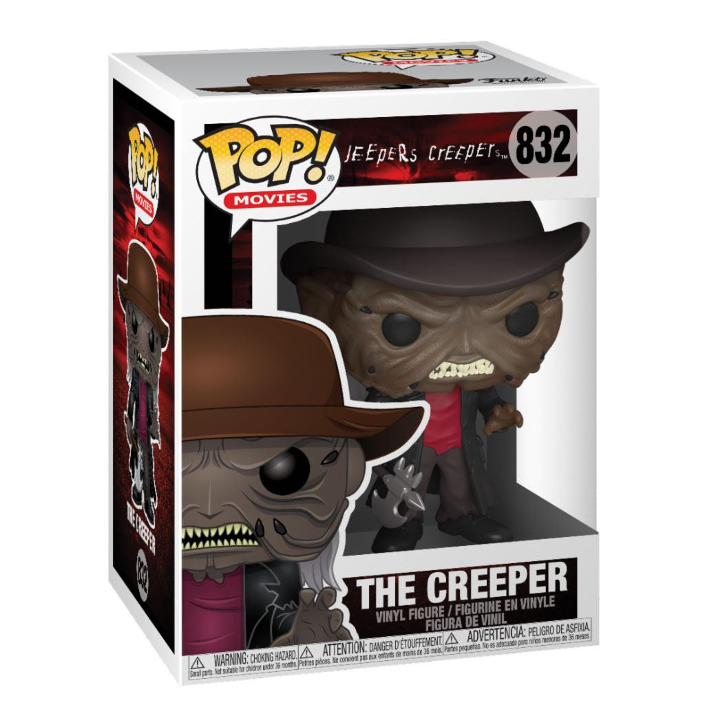 Jeepers Creepers   POP! Icons Vinyl Figure Jeepers Creepers  9 cm
