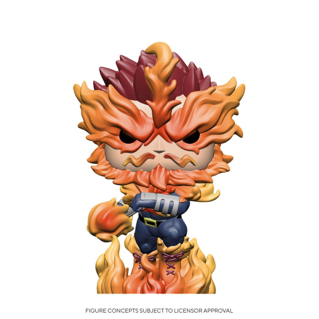My Hero Academia POP! Animation Vinyl Figure Endeavor 9 cm