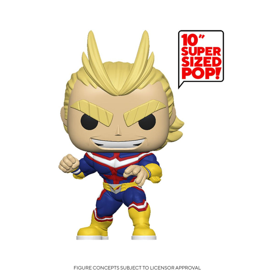 My Hero Academia Super Sized POP! Animation Vinyl Figure All Might 25 cm