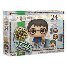 Indlæs billede til gallerivisning PRE- Order Harry Potter Funko Pop Julekalender 2020 (fri levering)