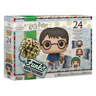 PRE- Order Harry Potter Funko Pop Julekalender 2020 (fri levering)