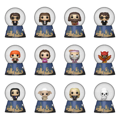 Harry Potter - Mystery Mini Snekugle / Snow Globes [PRE - ORDER]
