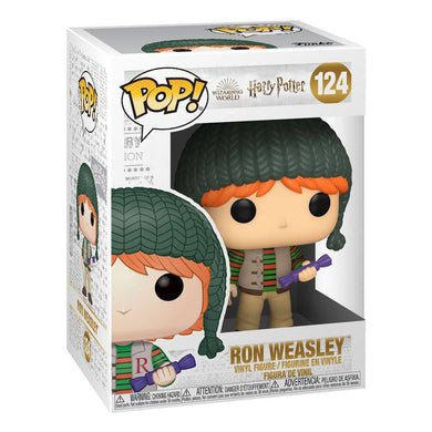 Harry Potter POP! Vinyl Figure Holiday Ron Weasley 9 cm [Pre-order]