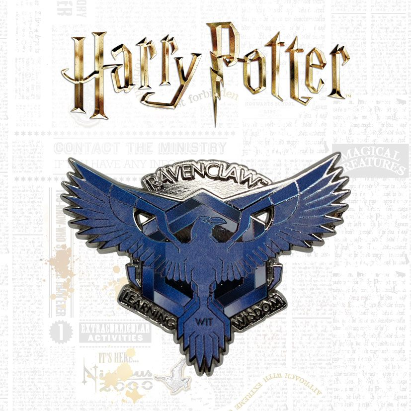 Harry Potter - Pin Badge Ravenclaw - Limited Edition (9.995)