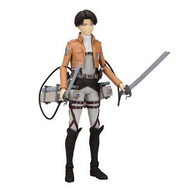 Attack on Titan - Action Figure Levi Ackerman 18 cm