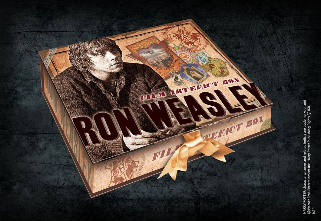 Harry Potter - Ron Weasley Artefact Box