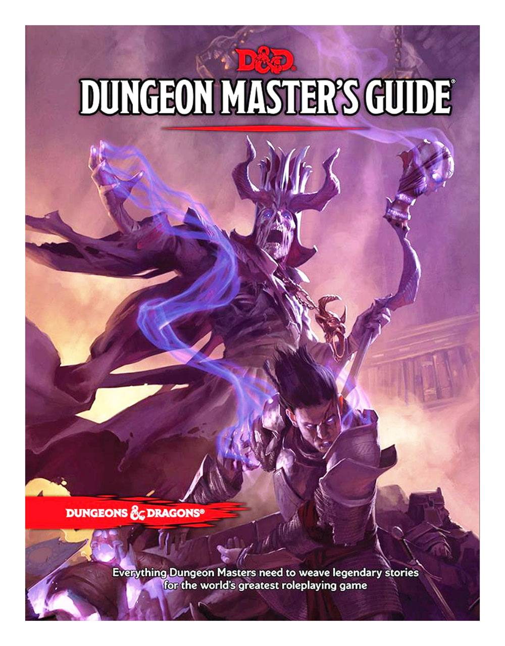 Dungeons & Dragons RPG 5th Dungeon Master's Guide