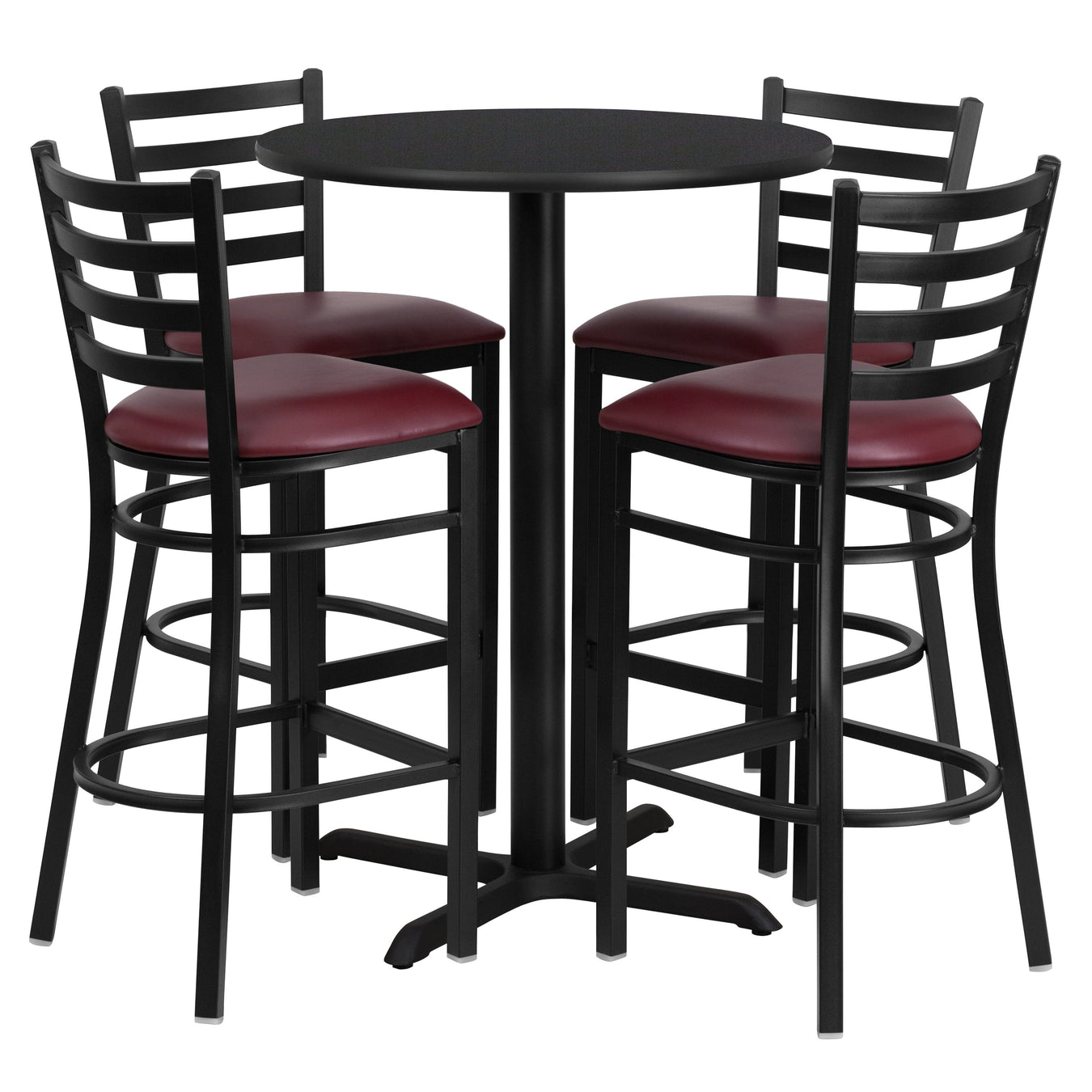 BAR HEIGHT TABLE SETS