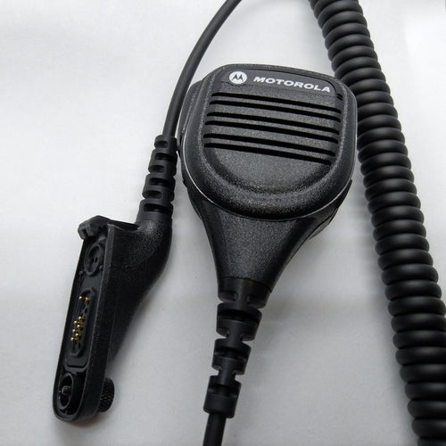 Inrico T522a Shoulder Mic - Gulf Connect LLC