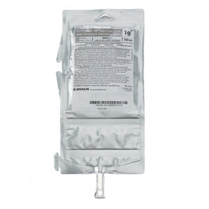 B. Braun 3173-11 Cefotetan Duplex Container for Injection and Dextrose Injection (Case of 24)-Preferred Medical Plus