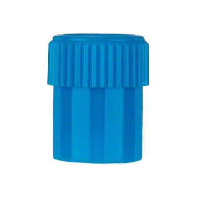 B. Braun 418027 Blue Replacement Cap (Case of 1000)-Preferred Medical Plus