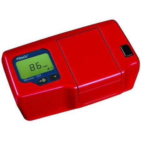 HemoCue A1PROMO Albumin 201 Point-of-Care Analyzer-Preferred Medical Plus