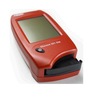 HemoCue G1DMPROMO Glucose 201 DM Glucose Analyzer-Preferred Medical Plus