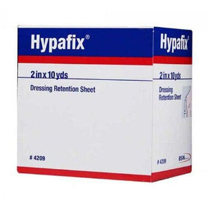 BSN 4209 Hypafix Dressing Retention Sheet (2 in. x 10 yds.)-Preferred Medical Plus