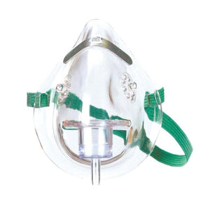 Drive Medical Oxygen Mask (Case of 50)-Preferred Medical Plus