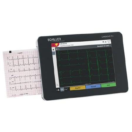 Schiller Medical 0A.106000 Cardiovit FT-1 ECG w/ Interpretation Software-Preferred Medical Plus