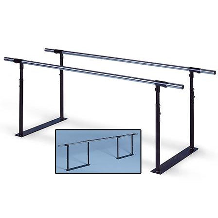 Hausmann Industries 1319/1318 Folding Parallel Bars-Preferred Medical Plus