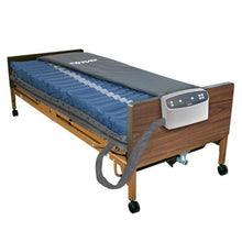 "Drive Medical 14029 Med-Aire Plus 8"" Alternating Pressure and Low Air Loss Mattress System-Preferred Medical Plus"
