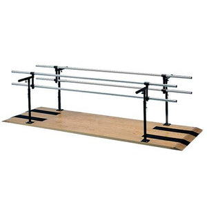 Hausmann Industries 1384 Combination Adult-Child Parallel Bars-Preferred Medical Plus