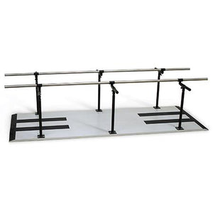 Hausmann Industries 1386/1387 Adjustable Bariatric Parallel Bars-Preferred Medical Plus