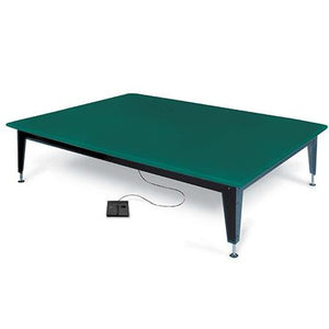 Hausmann Industries 1427 Bariatric Electric Mat Therapy Table-Preferred Medical Plus