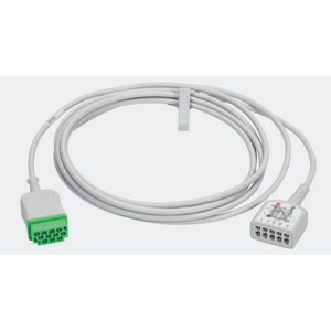Vyaire 2017003-001 Multi-Link ECG Care Cable-Preferred Medical Plus