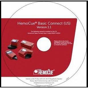 HemoCue 131074 Basic Software Connect Kit-Preferred Medical Plus