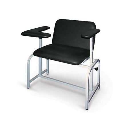 Hausmann Industries 2198 Bariatric Blood Drawing Chair-Preferred Medical Plus