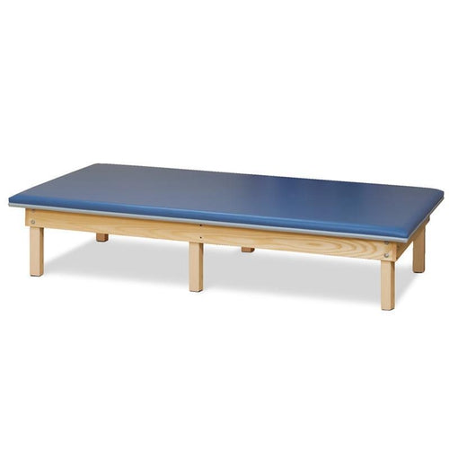 Clinton Industries 240 Upholstered Mat Therapy Table-Preferred Medical Plus