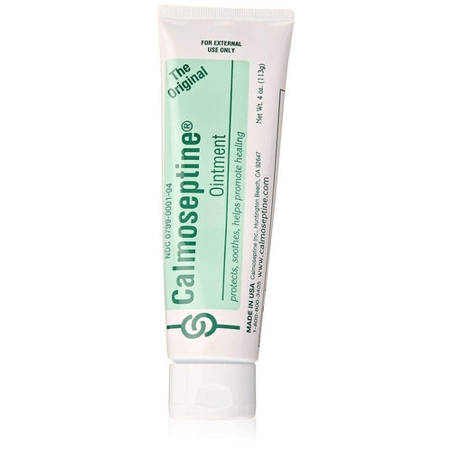 Calmoseptine 1-04 Ointment (4 oz. Tube)-Preferred Medical Plus