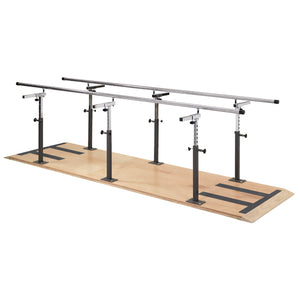 Clinton Industries 3-2106 Bariatric Parallel Bars-Preferred Medical Plus