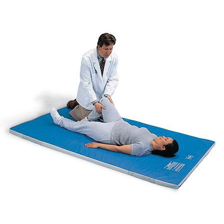 Hausmann Industries 3002-46 Non-Folding Exercise Mat-Preferred Medical Plus
