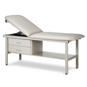 Clinton Industries 3013 ETA Alpha Series Treatment Table with Drawers-Preferred Medical Plus
