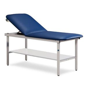 Clinton Industries 3020 ETA Alpha Series Treatment Table with Full Shelf-Preferred Medical Plus