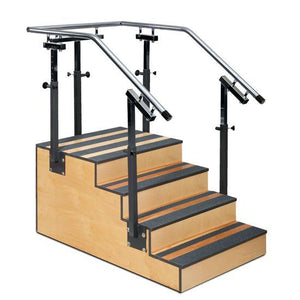 Clinton Industries 4-6501 Adjustable One-Sided Staircase-Preferred Medical Plus