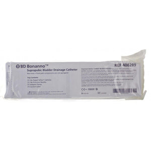 BD 408289 Bonnano Catheter Tray (Case of 6)-Preferred Medical Plus