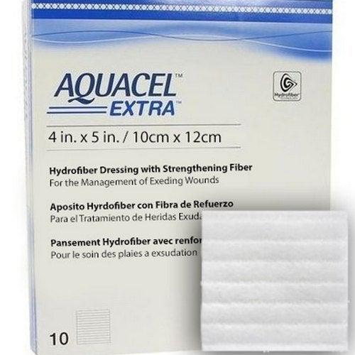 Convatec 420674 Aquacel Foam Dressing (4 in. x 5 in.)-Preferred Medical Plus