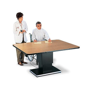 Hausmann Industries 4380 Powermatic Work Table-Preferred Medical Plus