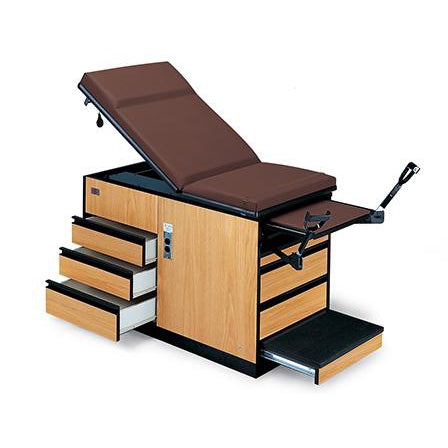 Hausmann Industries 4400 Manual Exam Table-Preferred Medical Plus