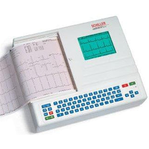 Schiller Medical 9.025000C AT-2 Plus ECG with PFT-Preferred Medical Plus