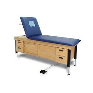 Hausmann Industries 4718 Hi-Lo Extra Long Trainers Therapy and Treatment Table-Preferred Medical Plus