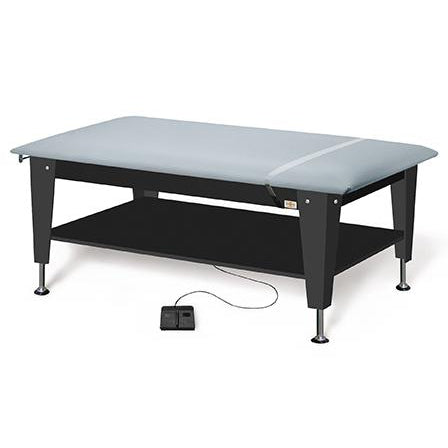 Hausmann Industries 4723 Hi-Lo Rehab Therapy Table-Preferred Medical Plus
