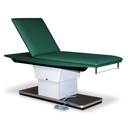Hausmann Industries 4756 Powermatic Wheelchair Accessible Hi-Lo Treatment Table-Preferred Medical Plus