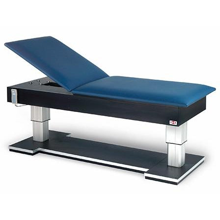 Hausmann Industries 4795/4797 Bariatric Hi-Lo Power Treatment Table-Preferred Medical Plus
