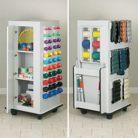 Clinton Industries 5102 Vanguard Series Bayside Max Weight Storage Unit-Preferred Medical Plus