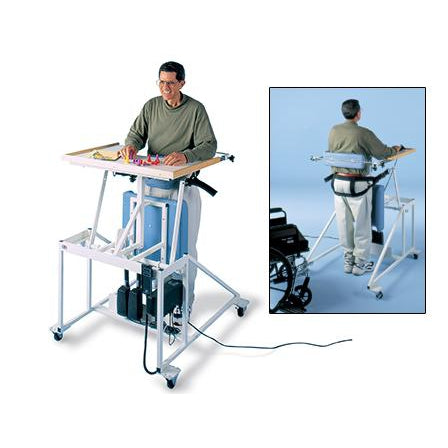 Hausmann Industries 6175 Econo Hi-Lo Stand-In Table-Preferred Medical Plus