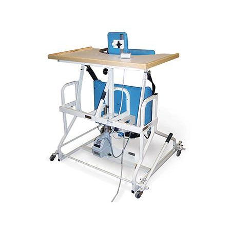 Hausmann Industries 6185 Bariatric Hi-Lo Stand-In Table-Preferred Medical Plus